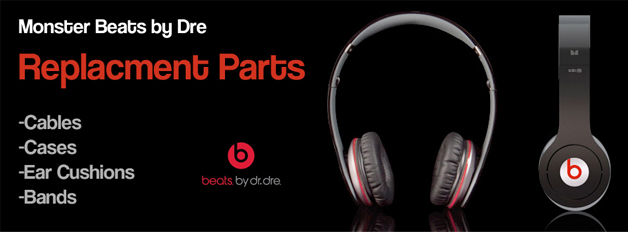 Beats by Dre Replacement Parts